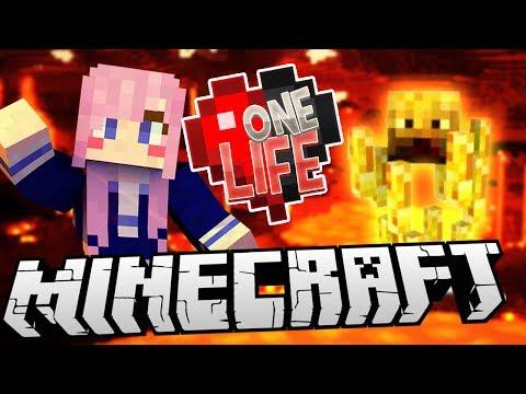 The Nether Sucks!   Ep. 4   Minecraft One Life