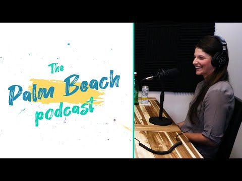 Palm Beach Podcast #12 - Victoria Birdsall - Equestrian Athlete