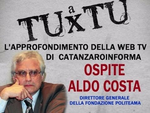 A tu x tu con Aldo Costa
