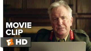 Eye in the Sky Movie CLIP - Postings On YouTube (2016) - Alan Rickman Thriller HD