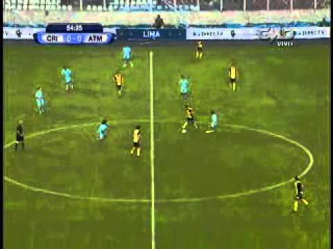 Copa EuroAmericana   Sporting Cristal Vs  Atl Madrid 07 31)