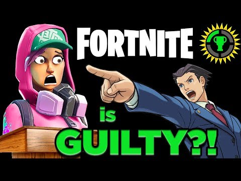Game Theory: Will PUBG SHUT DOWN Fortnite? (Fortnite PUBG Lawsuit)