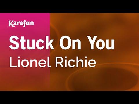 Karaoke Stuck On You - Lionel Richie *