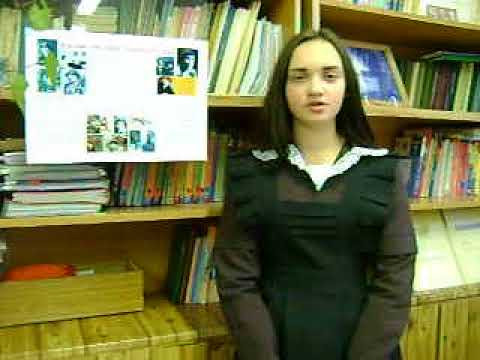 Изображение предпросмотра прочтения – АнастасияЛегощина читает произведение «Бабушка» М.И.Цветаевой