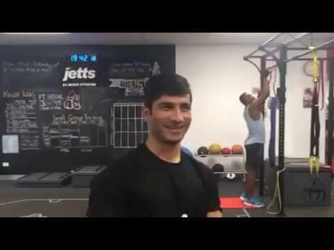 Nepali Body Builder Gym Topper In Australia