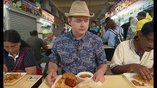 Krzyś nie był przygotowany na taki sposób jedzenia hinduskich potraw [MasterChef]