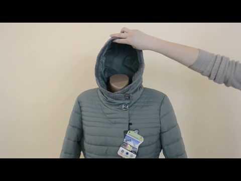 Женская демисезонная куртка Розалия, размеры 48 - 64, TM Nui Very