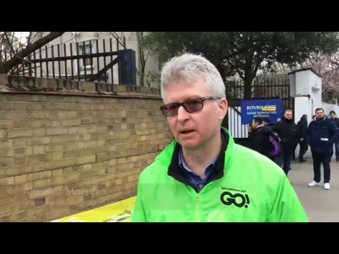 Interview with Grassroots Out campaigner Alasdair Marsden