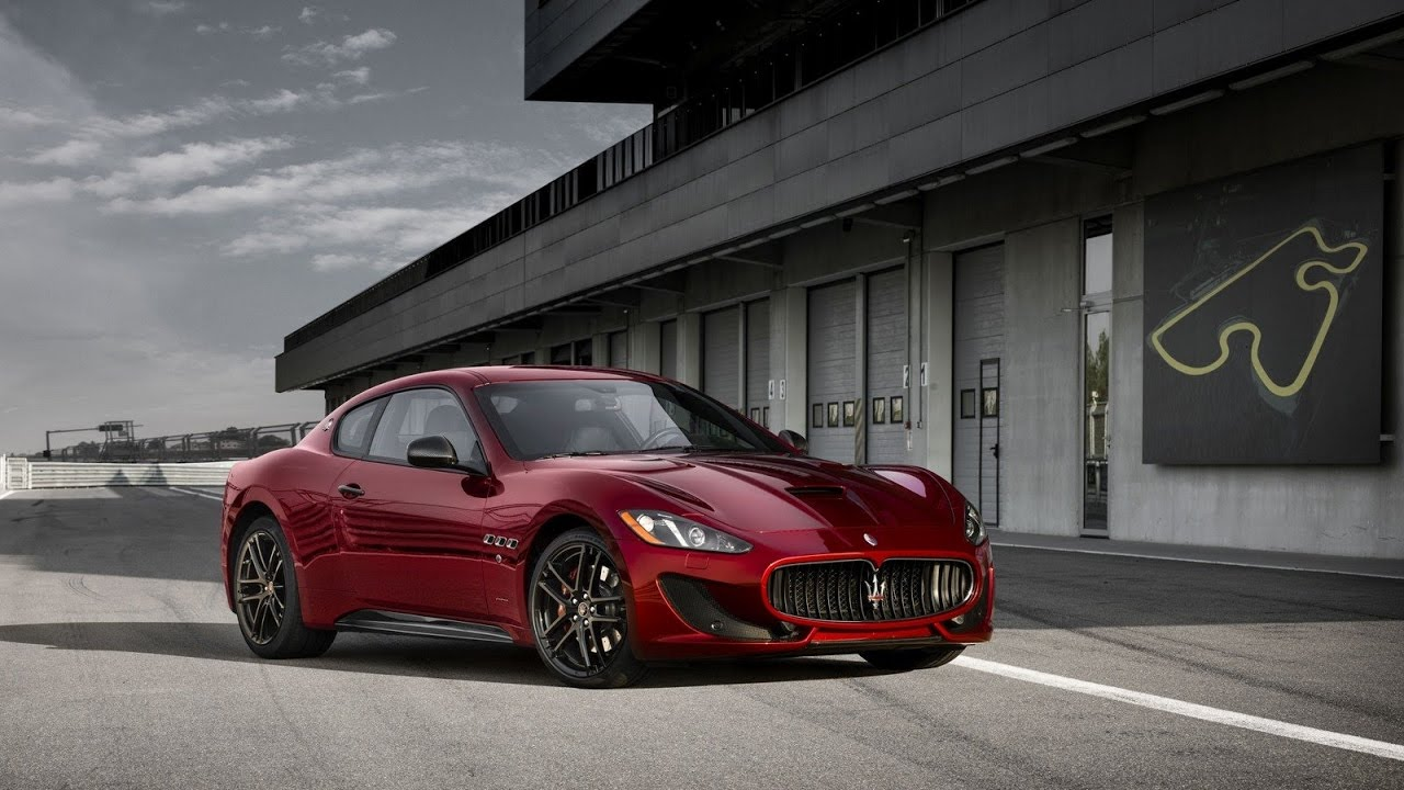 New 2018 Maserati Granturismo Clings To Life With Sport Special Edition 1080q