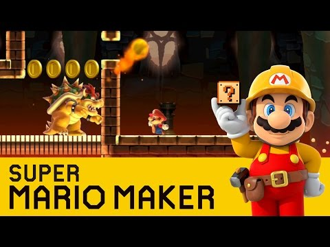 Super Mario Maker - Bowser Boozled