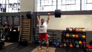 Dmitry Klokov 365 (165.5kg) Clean & Press