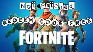 Fortnite Save The World Redeem Code FREE - PC/Console - Season 8