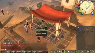 Runescape One Piercing Note Quest Guide/Walk through Commentary Part.2