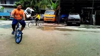 Basikal magic