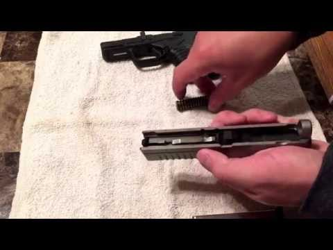 How to Disassemble and Reassemble the Springfield Armory XDS 9mm 3.3