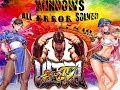How to fix Ultra street fighter iv all windows errors