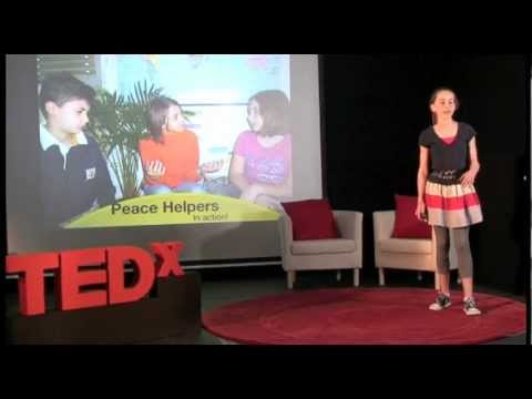 TEDxYouth@BIS - Kaitlyn Fox -- See, Say, Solve: A Conflict Resolution Program for Kids