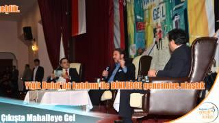 Akparti Bağcılar İlçe Gençlik Kolları Faaliyet Raporu (4.Olağan Kongre)