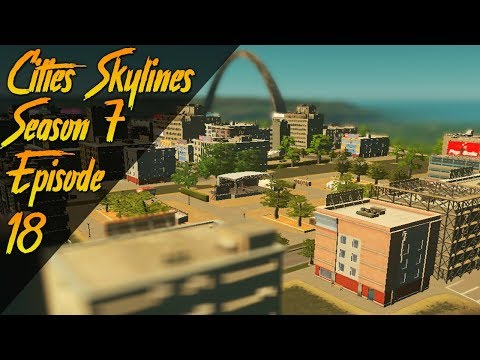 CONCERTS !! | Cities Skylines Mass Transit | Timelapse | S7 | EP 18 | ItsMe Prince