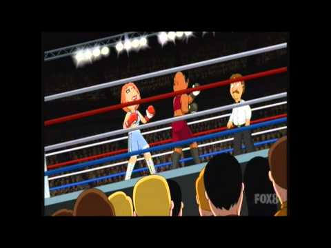 Peter Griffin Sings Eye Of The Tiger