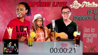 APERO LIVE #26  Cover Orelsan Tout Va bien - Shawn Mendes In my blood - La Malice Si c'était facile