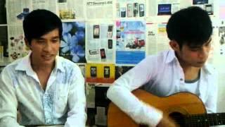 Thu Hà Nội - guitar cover