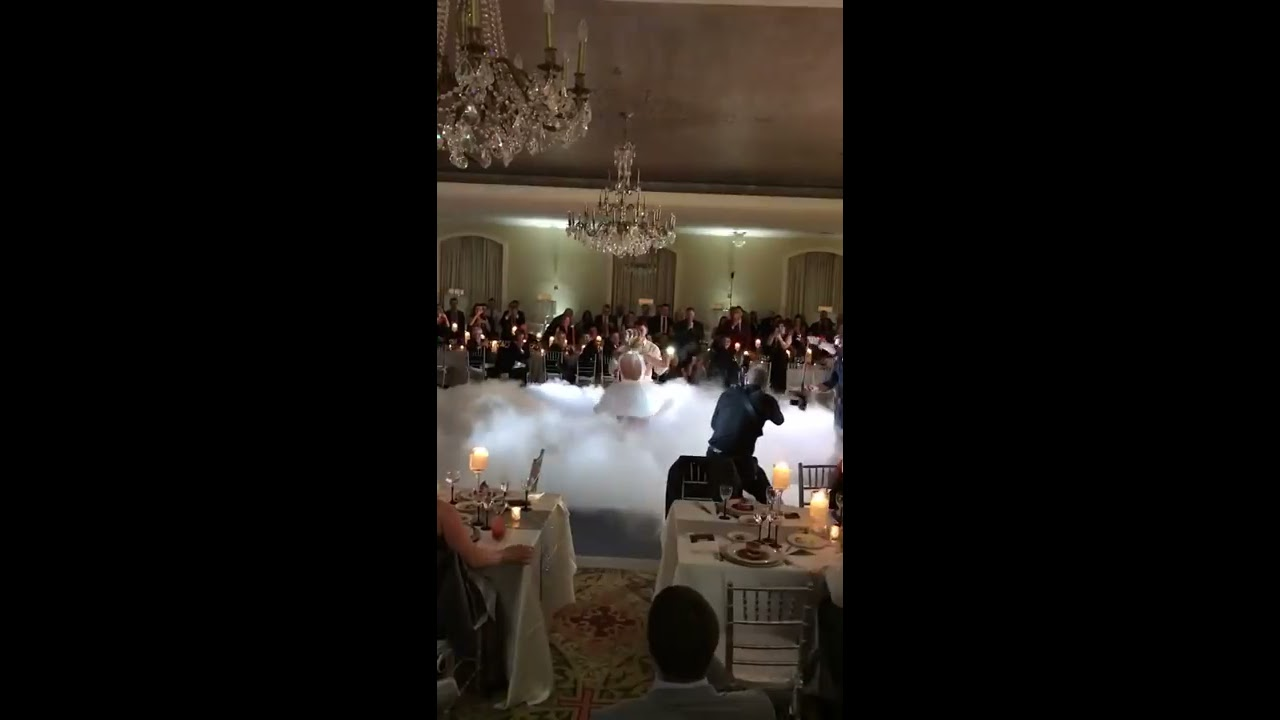 Dance from Dirty Dancing with Lift - Lindsay and Richie\u0027s NYE ...