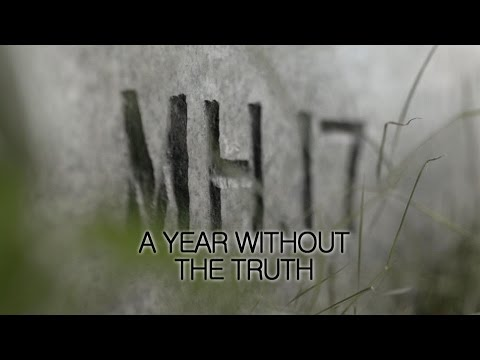 MH-17: A year without the truth