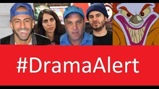 FouseyTube vs Clown #DramaAlert H3h3 roasted by Shoenice - Casey Neistat - YouTube Beta - Markiplier