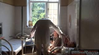 Рентген грудной клетки лежачего пациента сидя на кровати(Если больной не может ходить, а ему нужно сделать рентгенограмму грудной клетки для выявления туберкулёза..., 2016-04-17T17:32:50.000Z)