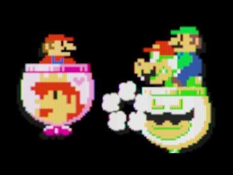Super Mario Maker - 100 Mario Challenge #166 (Expert Difficulty)