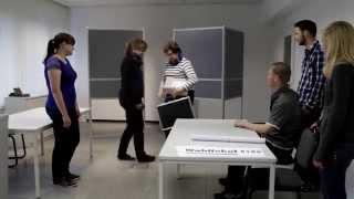 Vorbereitung der Wahlhelfer - Ablauf des Wahltages