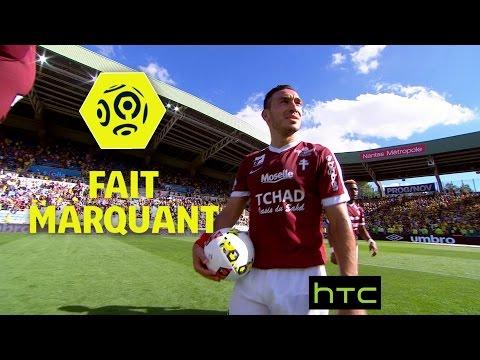 Le triplé de Mevlut Erding envoie le FC Metz sur le podium ! 4ème journée de Ligue 1 / 2016-17