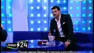 Эмин Агаларов: «Женщина должна нравиться как человек»