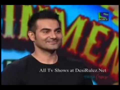 Arbaaz Khan singing Film Dabang's song in Shabbir Kumar's style