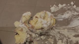 Рукожоп на свадьбе. :) Уронили торт на свадьбе что делать. Казус на свадьбе