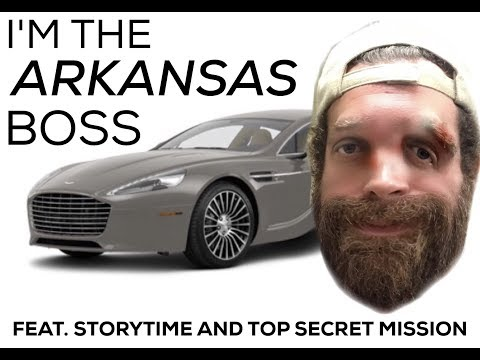 I'M THE ARKANSAS BOSS!! feat. mini story time