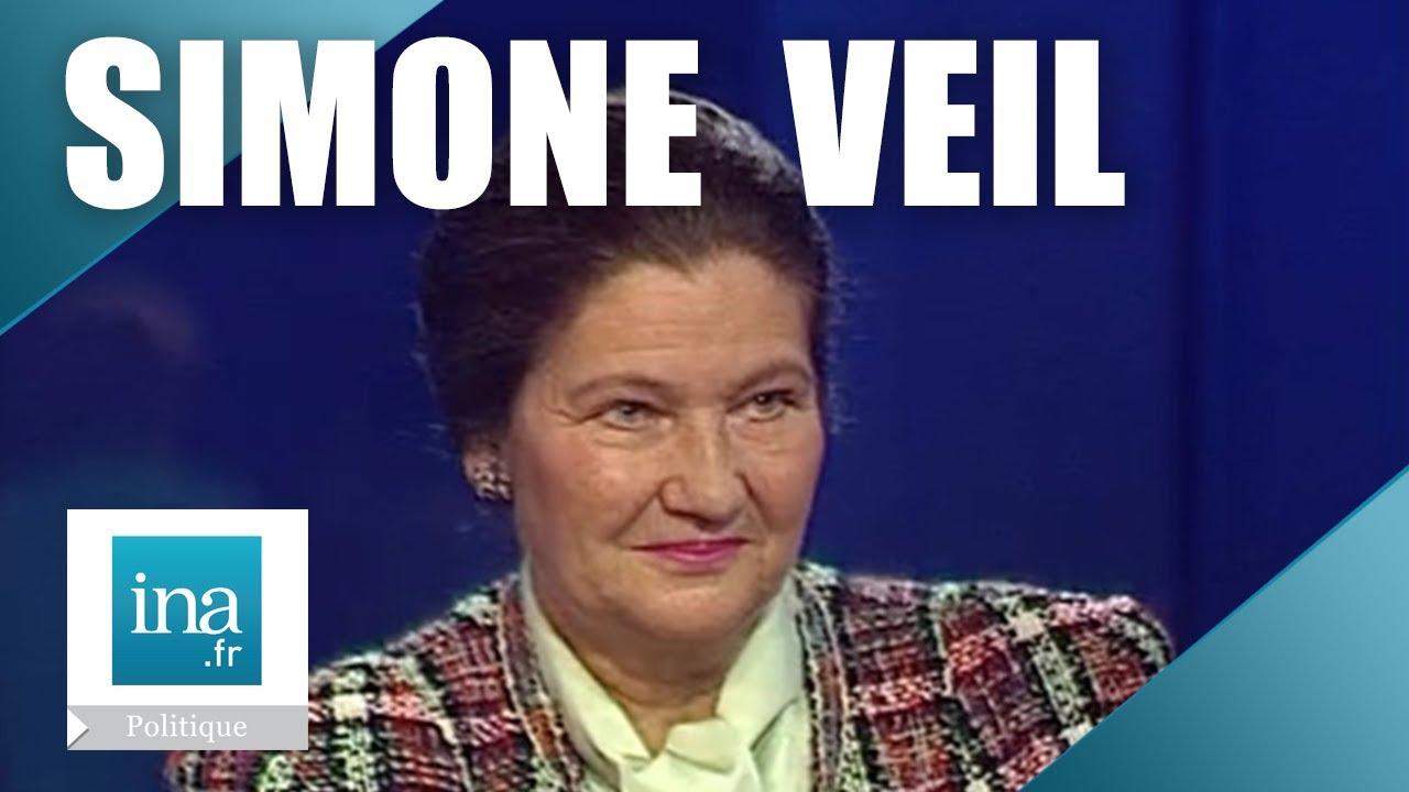 Quand Simone Veil demandait l\u0027entrée des femmes au Panthéon