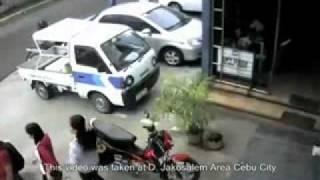 Cebu City Earthquake   ACTUAL VIDEOS taken February 6, 2012   Facebook