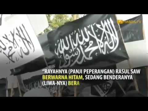Ar Rayyah Panji Rasulullah dan Liwa Bendera Rasulullah