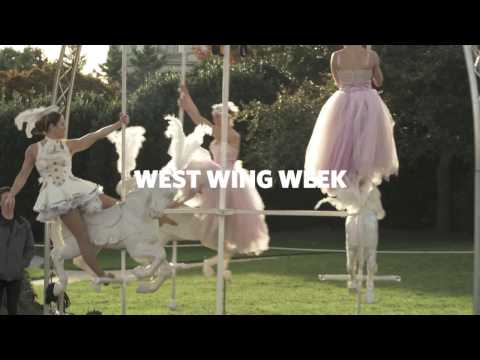 "Thumbnail: West Wing Week 11/04/16 or, ""What An Impressive Looking Dinosaur!"""
