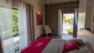La Coulée Bleue Villa de luxe en Guadeloupe byvp