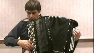 Paganini - Liszt - La Campanella - Alexander Dmitriev - Virtuose Accordion Bayan