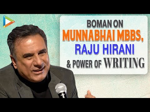 HILARIOUS: How Boman Irani Convinced Rajkumar Hirani For His Look In Munnbhai MBBS? Mp3
