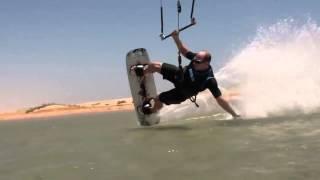 Высокие и затяжные прыжки на кайте