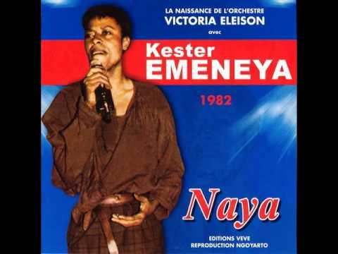 King kester Emeneya - mobali ya ngenge.
