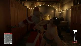 HITMAN GAMEPLAY SANTA SLAY