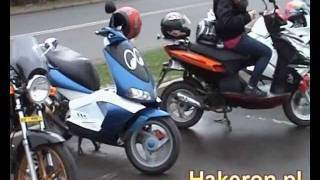 I dolnośląski zlot motorowerów Świdnica 2011 (film)