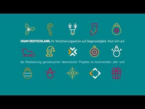 Sham Deutschland - Beste Wünsche Für 2018