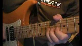 HF THIEFAINE - Lorelei sébasto cha - instrumental